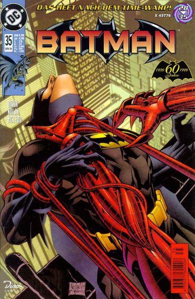 Cover for Batman (Dino Verlag, 1997 series) #35