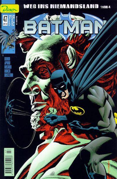 Cover for Batman (Dino Verlag, 1997 series) #47