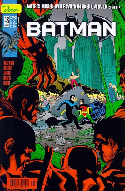 Cover for Batman (Dino Verlag, 1997 series) #48