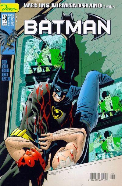 Cover for Batman (Dino Verlag, 1997 series) #49