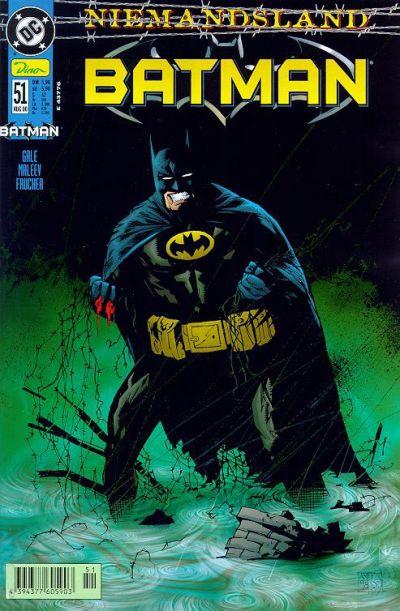 Cover for Batman (Dino Verlag, 1997 series) #51