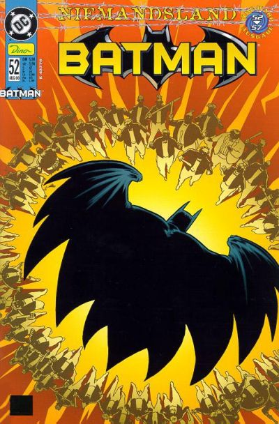 Cover for Batman (Dino Verlag, 1997 series) #52