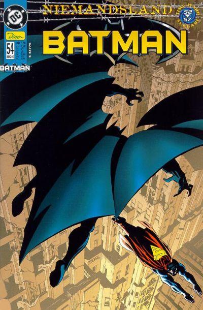 Cover for Batman (Dino Verlag, 1997 series) #54