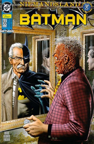 Cover for Batman (Dino Verlag, 1997 series) #55