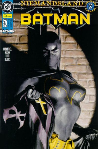 Cover for Batman (Dino Verlag, 1997 series) #57