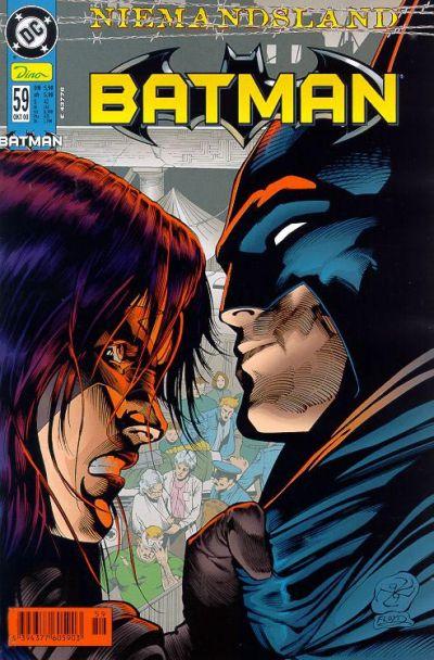Cover for Batman (Dino Verlag, 1997 series) #59