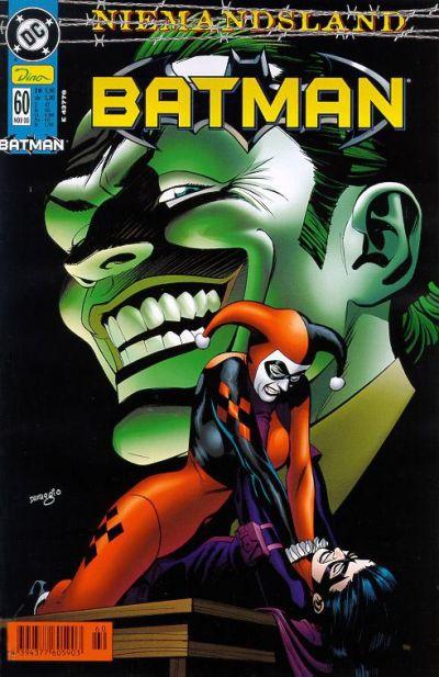 Cover for Batman (Dino Verlag, 1997 series) #60