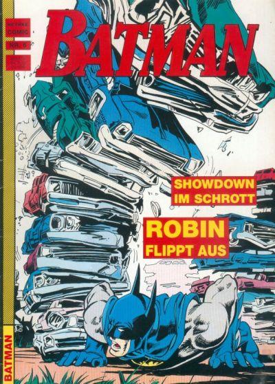 Cover for Batman (Norbert Hethke Verlag, 1989 series) #6
