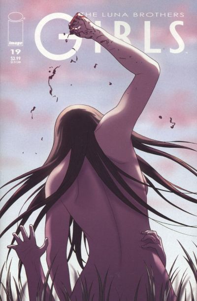 Cover for Girls (Image, 2005 series) #19