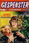 Cover for Gespenster Geschichten (Bastei Verlag, 1974 series) #34