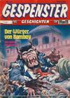 Cover for Gespenster Geschichten (Bastei Verlag, 1974 series) #37