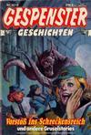 Cover for Gespenster Geschichten (Bastei Verlag, 1974 series) #1012