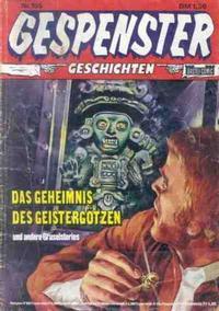 Cover Thumbnail for Gespenster Geschichten (Bastei Verlag, 1974 series) #105