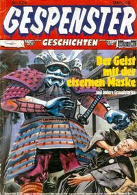 Cover Thumbnail for Gespenster Geschichten (Bastei Verlag, 1974 series) #224