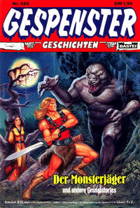 Cover Thumbnail for Gespenster Geschichten (Bastei Verlag, 1974 series) #486