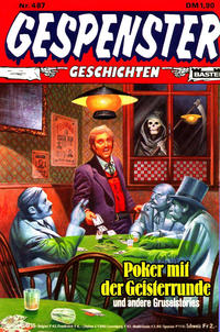 Cover Thumbnail for Gespenster Geschichten (Bastei Verlag, 1974 series) #487