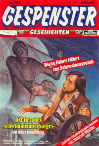 Cover Thumbnail for Gespenster Geschichten (Bastei Verlag, 1974 series) #494