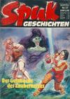 Cover for Spuk Geschichten (Bastei Verlag, 1978 series) #37