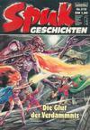 Cover for Spuk Geschichten (Bastei Verlag, 1978 series) #218