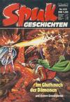 Cover for Spuk Geschichten (Bastei Verlag, 1978 series) #222
