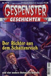 Cover Thumbnail for Gespenster Geschichten (Bastei Verlag, 1974 series) #1516