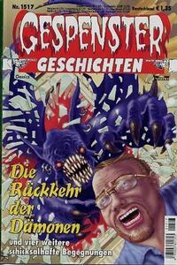 Cover Thumbnail for Gespenster Geschichten (Bastei Verlag, 1974 series) #1517