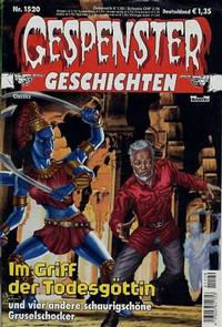 Cover Thumbnail for Gespenster Geschichten (Bastei Verlag, 1974 series) #1520