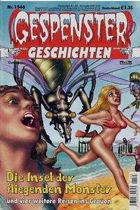 Cover Thumbnail for Gespenster Geschichten (Bastei Verlag, 1974 series) #1546