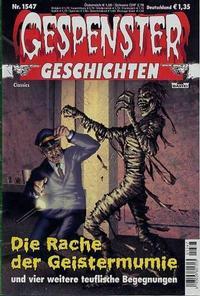 Cover Thumbnail for Gespenster Geschichten (Bastei Verlag, 1974 series) #1547
