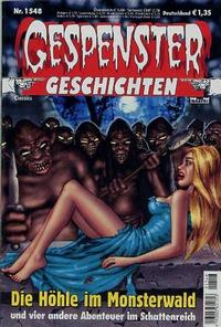 Cover Thumbnail for Gespenster Geschichten (Bastei Verlag, 1974 series) #1548