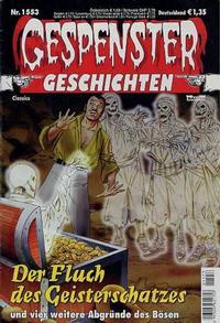 Cover Thumbnail for Gespenster Geschichten (Bastei Verlag, 1974 series) #1553