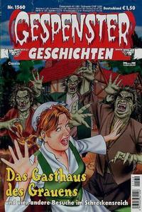 Cover Thumbnail for Gespenster Geschichten (Bastei Verlag, 1974 series) #1560