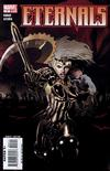 Cover for Eternals (Marvel, 2008 series) #3