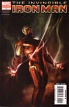 Cover Thumbnail for Invincible Iron Man (2008 series) #5 [Ryan Meinerding Variant Cover]