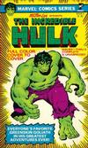 Cover for The Incredible Hulk (Pocket Books, 1978 series) #[1] (81446-X)