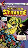 Cover for Doctor Strange, Master of the Mystic Arts (Pocket Books, 1978 series) #2