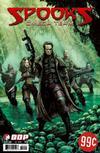 Cover for Spooks: Omega Team (Devil's Due Publishing, 2008 series) #0