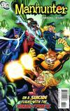 Cover for Manhunter (DC, 2004 series) #34