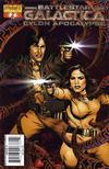 Cover for Battlestar Galactica: Cylon Apocalypse (Dynamite Entertainment, 2007 series) #2