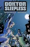 Cover for Doktor Sleepless (Avatar Press, 2007 series) #8