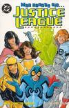 Cover for DC Premium (Panini Deutschland, 2001 series) #37 - Man nannte sie... Justice League