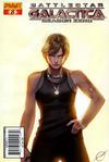 Cover for Battlestar Galactica: Season Zero (Dynamite Entertainment, 2007 series) #8 [Stjepan Sejic Cover]