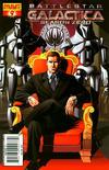 Cover for Battlestar Galactica: Season Zero (Dynamite Entertainment, 2007 series) #9