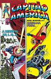 Cover for Capitão América (Editora Abril, 1979 series) #6