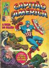 Cover for Capitão América (Editora Abril, 1979 series) #11