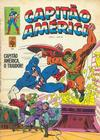 Cover for Capitão América (Editora Abril, 1979 series) #12