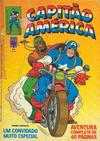 Cover for Capitão América (Editora Abril, 1979 series) #20