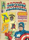 Cover for Capitão América (Editora Abril, 1979 series) #21