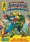 Cover for Capitão América (Editora Abril, 1979 series) #22