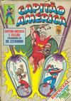 Cover for Capitão América (Editora Abril, 1979 series) #23
